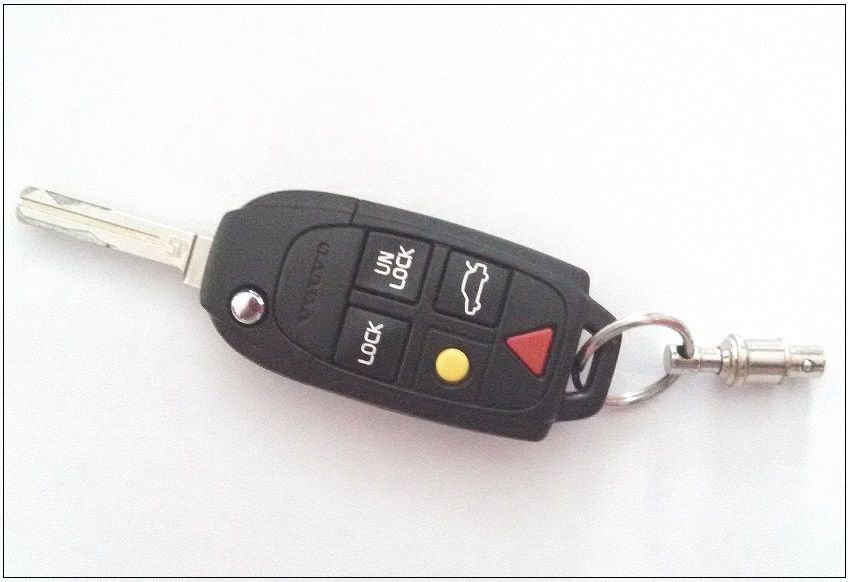 itm key remote fob details propart volvo button blade about
