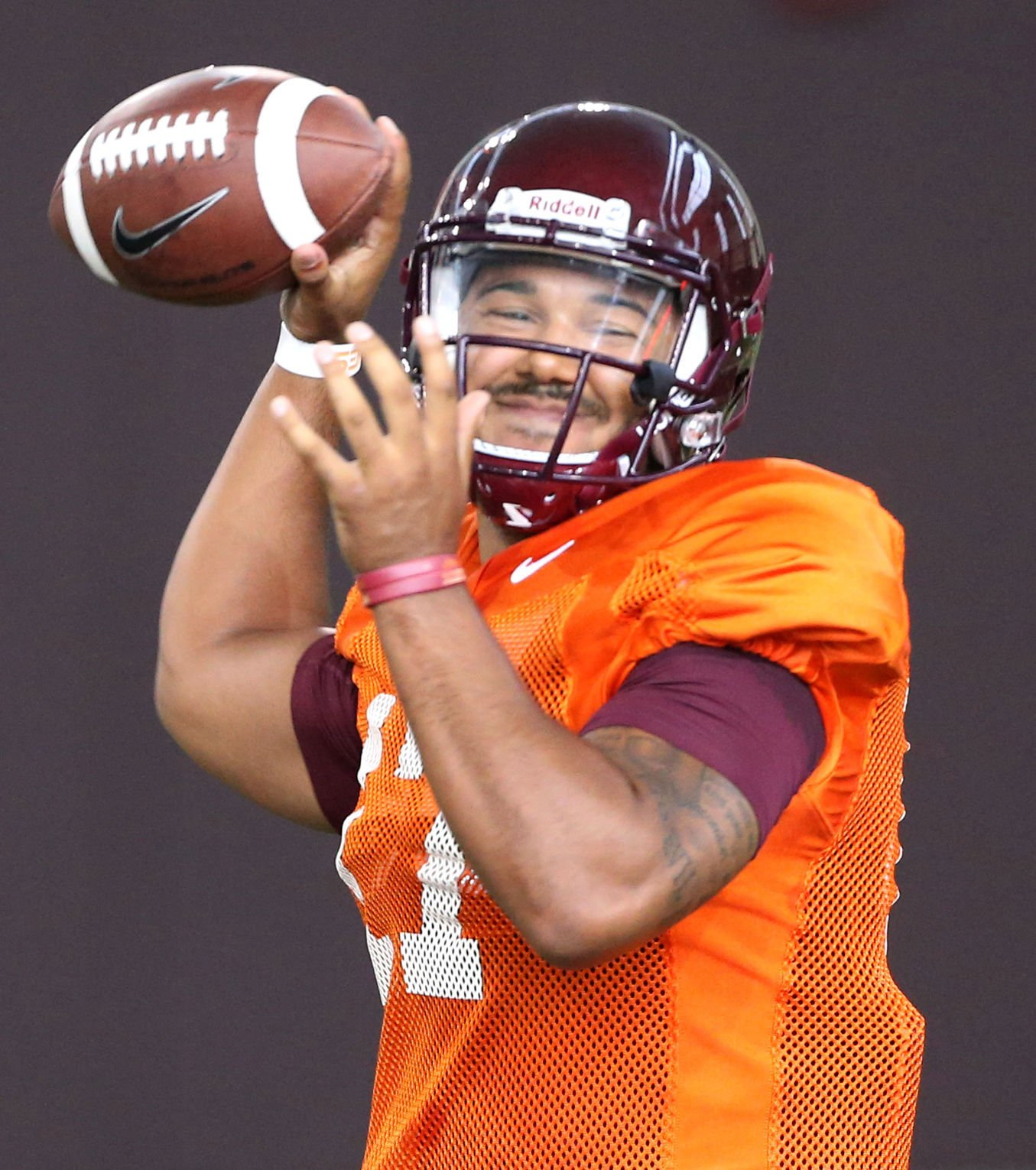 Josh Jackson named Hokies starting quarterback