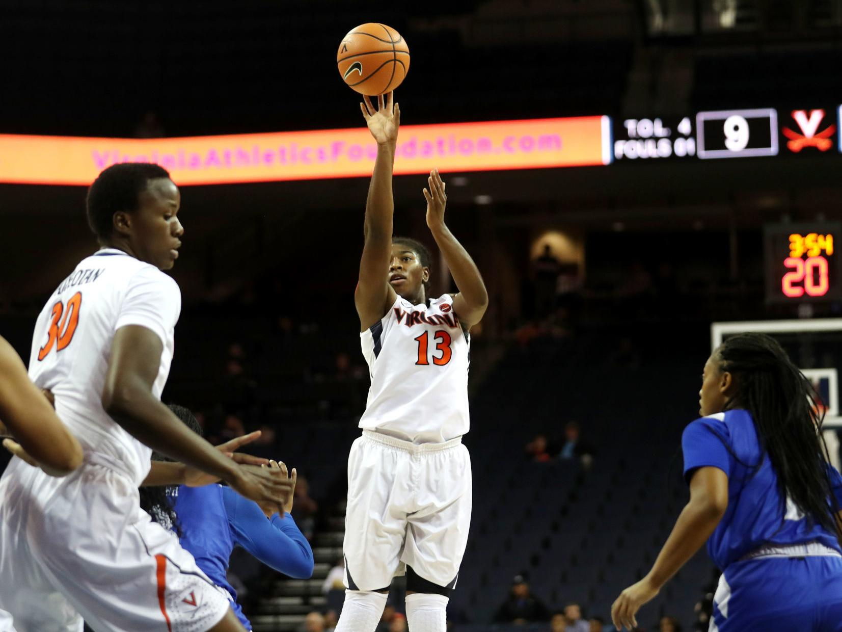 Uva Women S Basketball It S All Or Nothing On Cavs Roster When It Comes To Experience Uva Roanoke Com