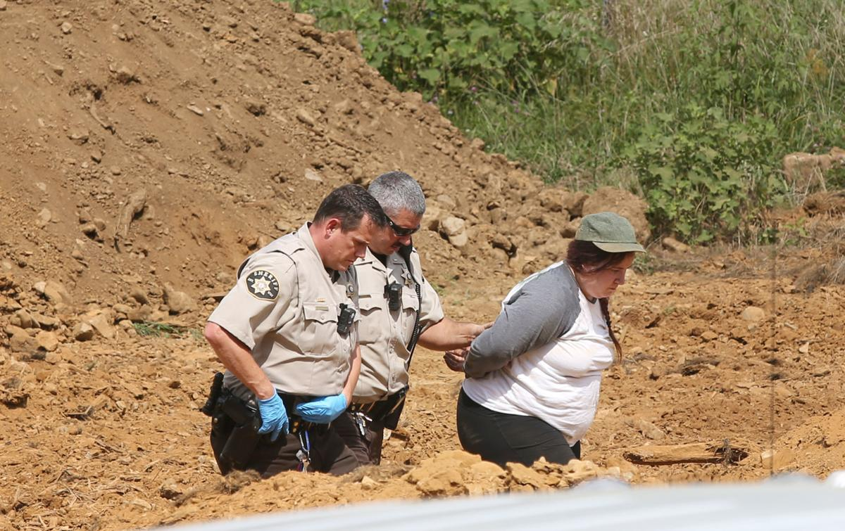 Mountain Valley Pipeline protest