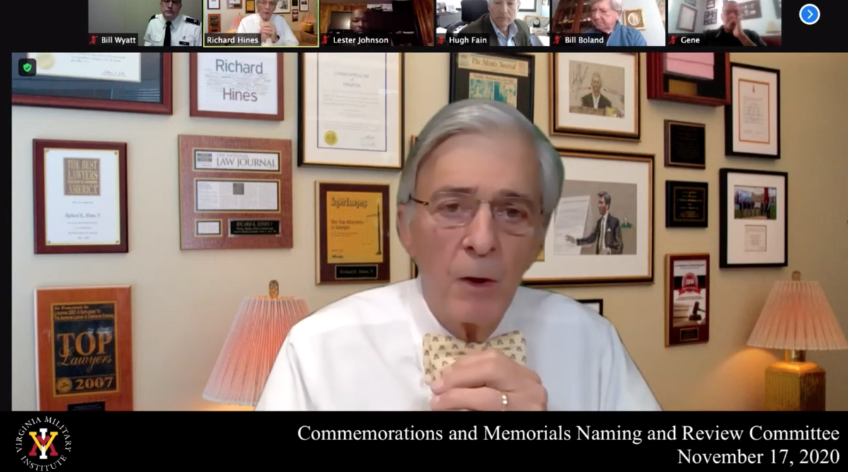 Commemorations and Memorials Naming and Review Committee