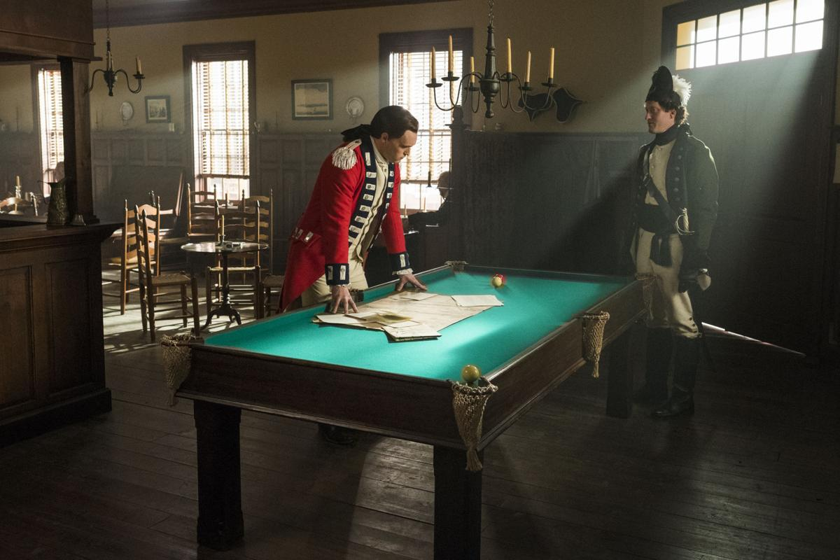 In Its Final Season 39 Turn Washington 39 S Spies 39 Set Pieces Go To Auction Virginia