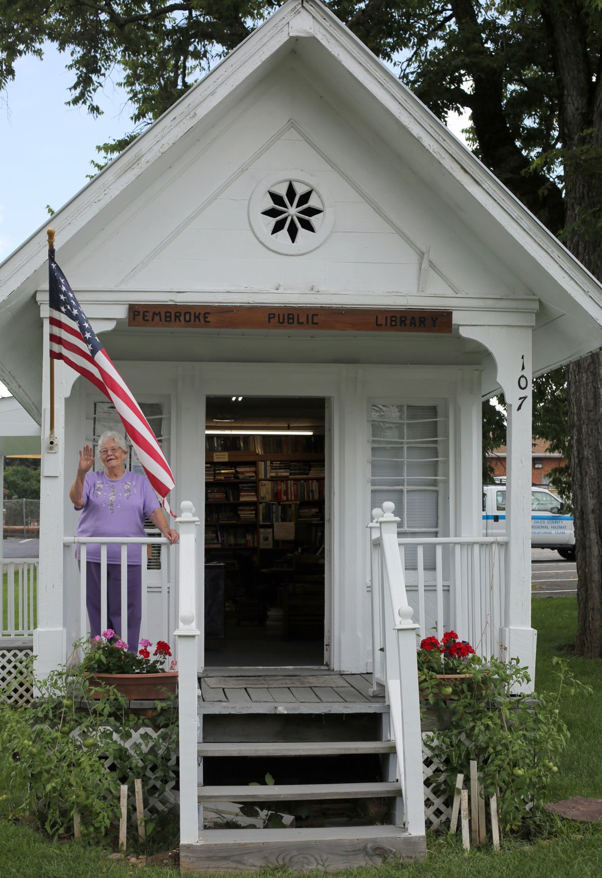 mg little library 081418