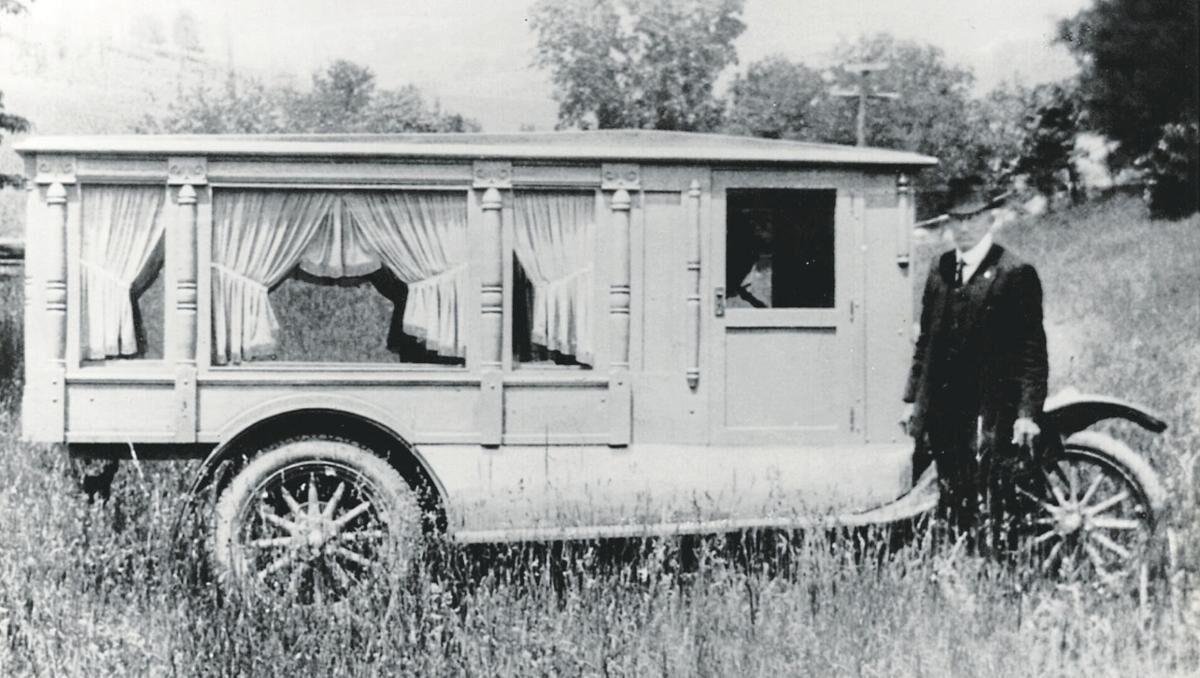Early hearse