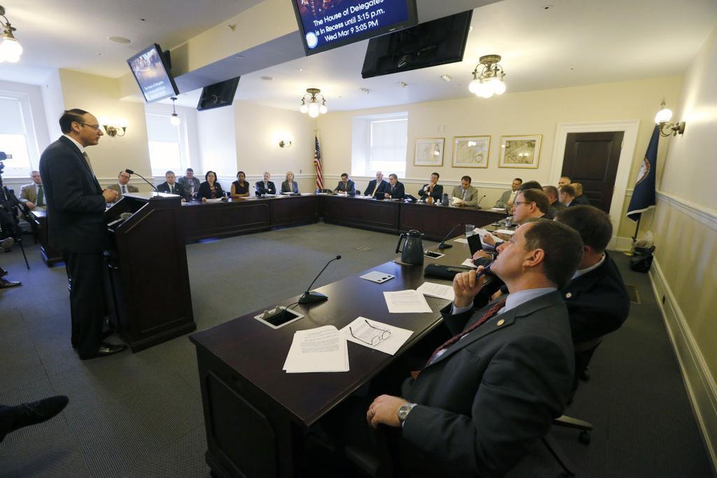 Cuccinelli Withdraws Name Senate GOP Proposes McCullough