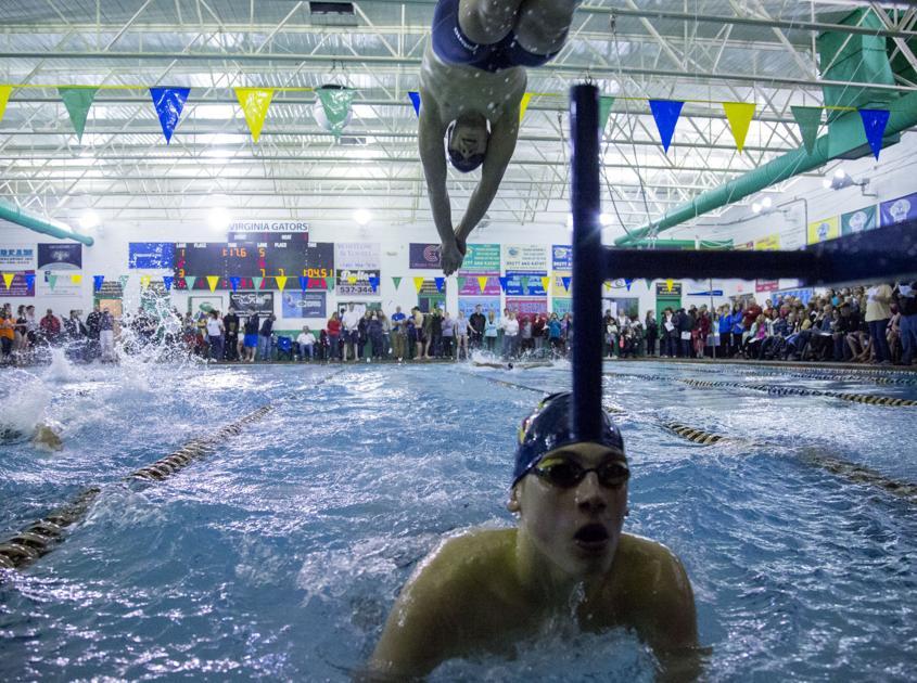 Titans Boys Ph Girls Take Team Swim Titles At Timesland Invitational High Schools