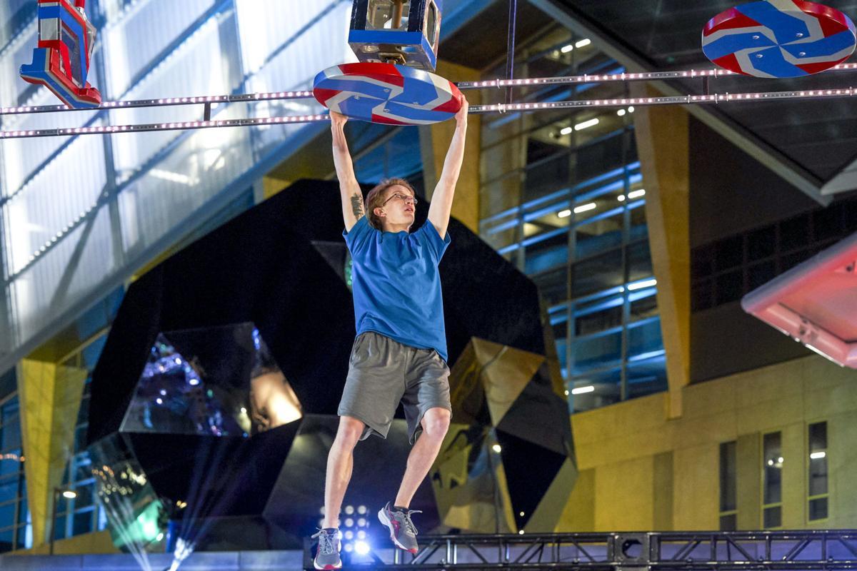 Blacksburg Ninja Warrior climbing obstacles | Local News