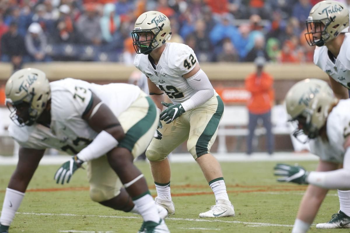 Hidden Valley Grad Nate Atkins Of William And Mary Eager For