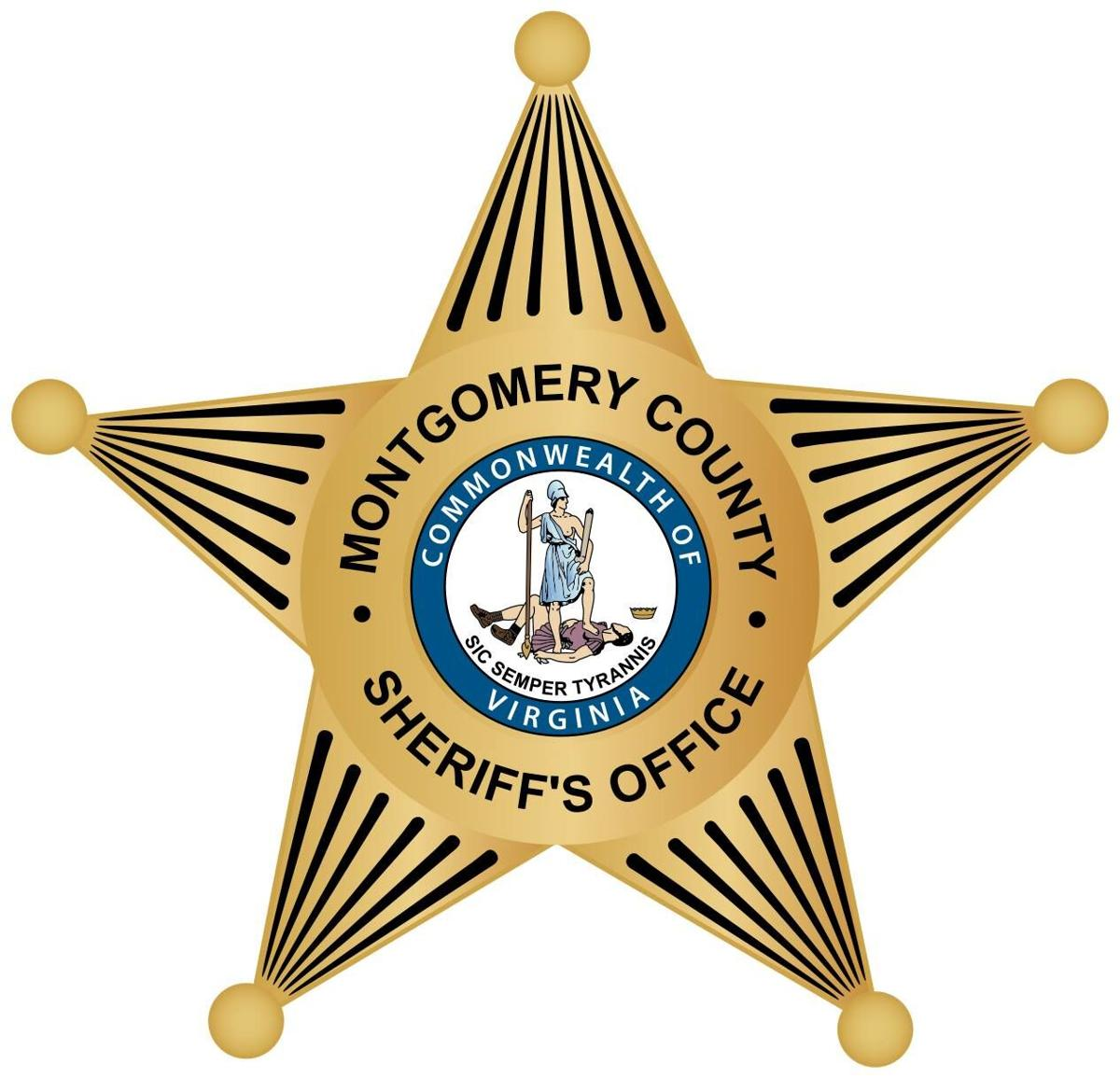 Montgomery County Sheriff's Office badge stockart