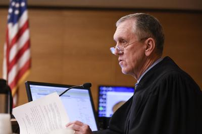 Longtime Roanoke Judge William Broadhurst will leave bench in March