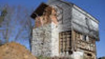 Photos: Historic slave buildings at Greenfield Plantation ...