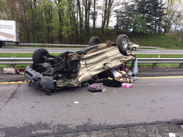State police: 2 from Alabama died in Wednesday I-81 wreck | Local
