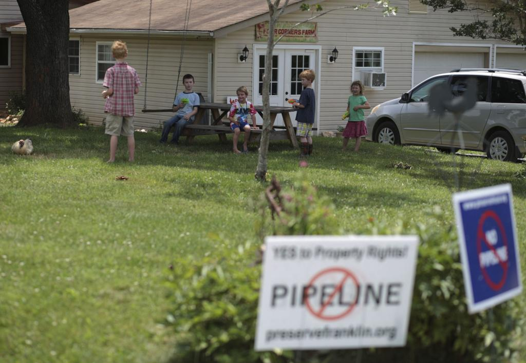 Franklin County Family Fights Pipeline To Preserve Life On Farm Local News Roanoke Com