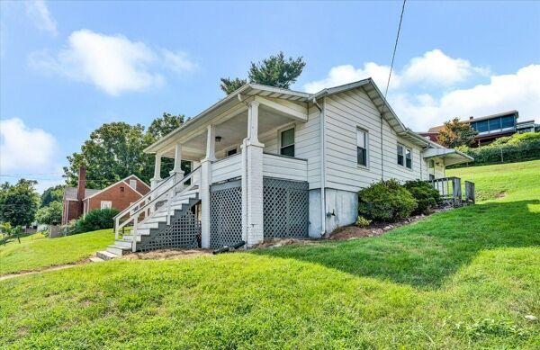 2 Bedroom Home in Roanoke - $95,000