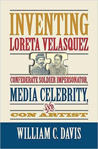 Inventing Loreta Velasquez