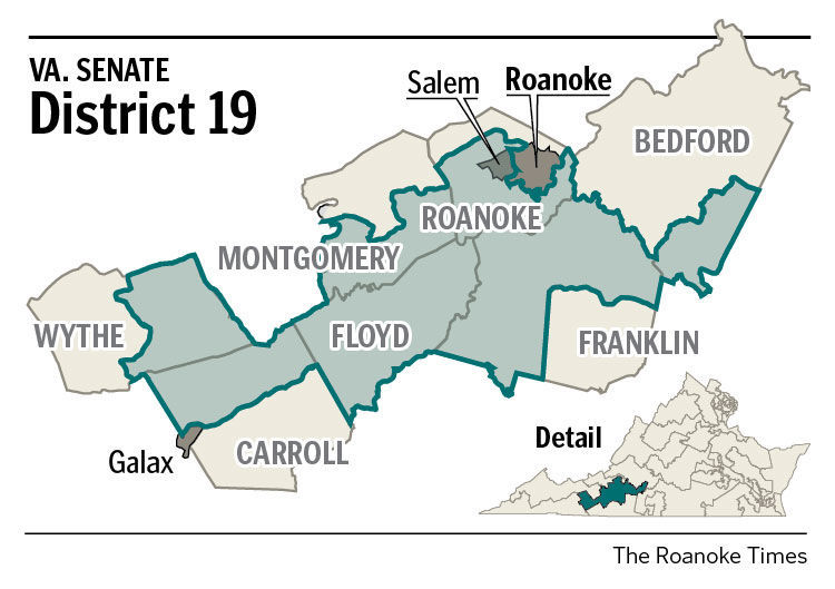 19th Virginia Senate District