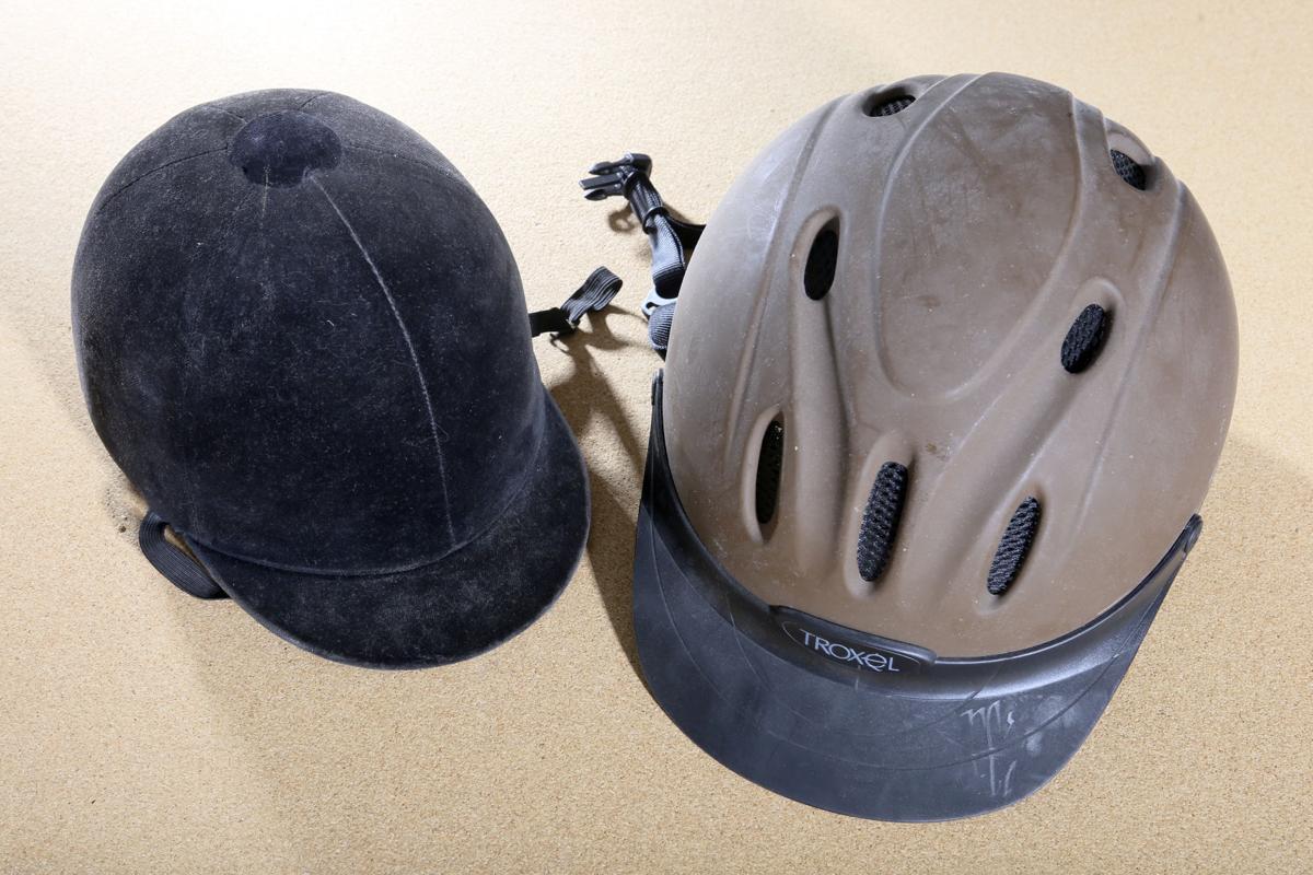 MG riding helmets 071320