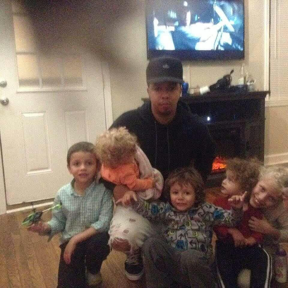 keonte and kids