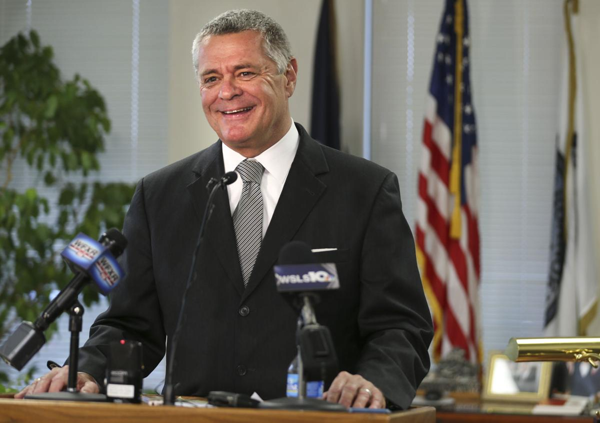 Trying To Keep Up With Mayor Dave And >> Roanoke Mayor David Bowers Broadly Condemned For Statements On