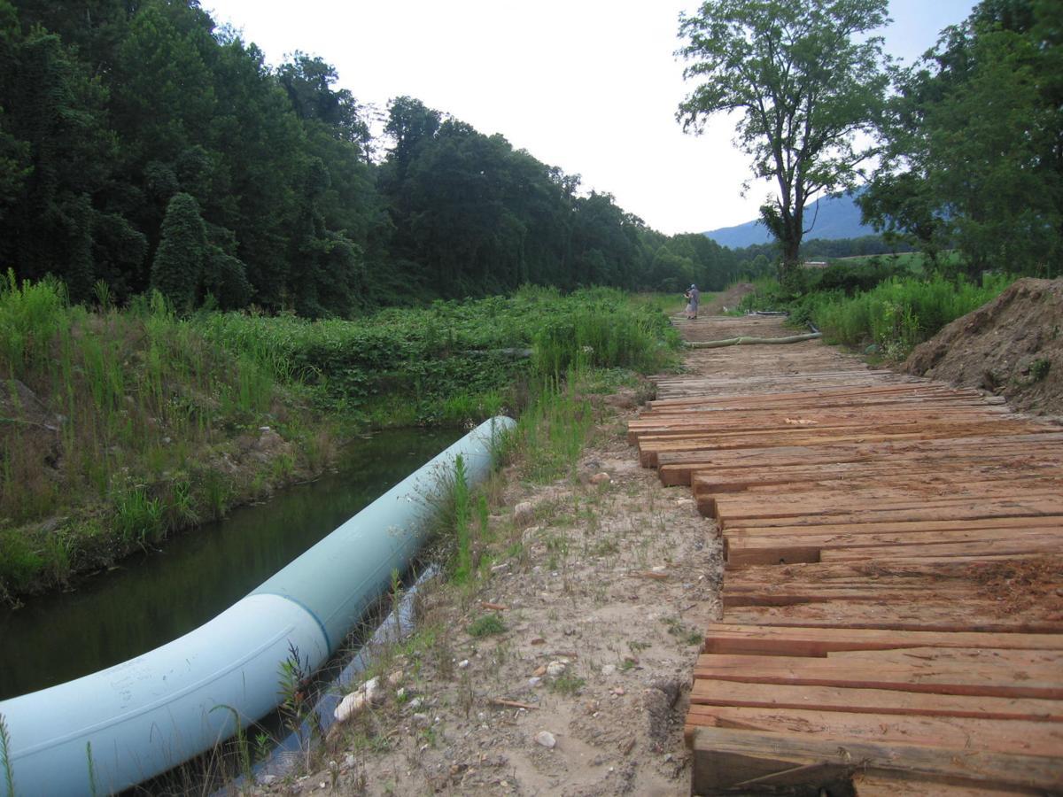 Timber mats 2