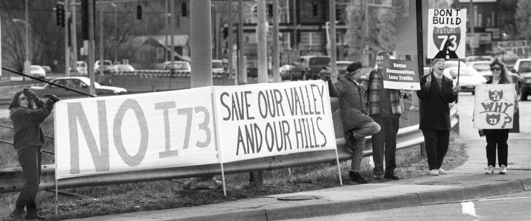 Virginians for Appropriate Rural Roads in 1999
