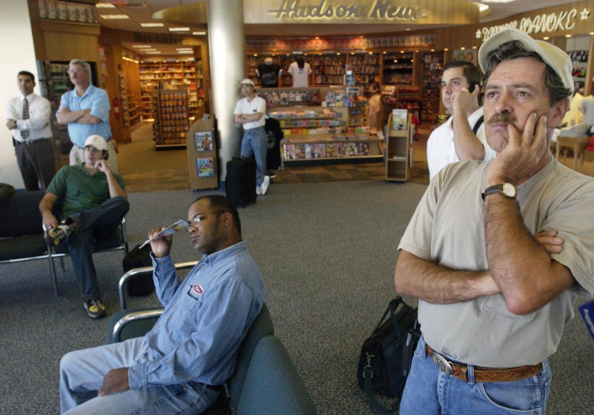 9/11 at Roanoke Regional Airport