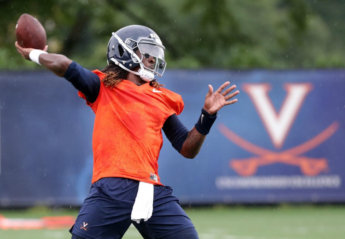c460f76990f UVa football  QB Perkins has plenty of family