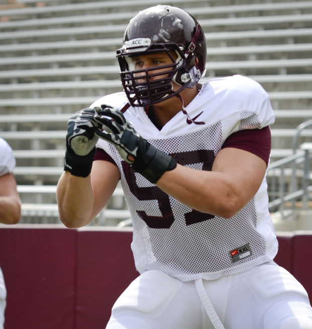 on sale 0f8e3 1a670 Practice report: Shakeup on the o-line puts Wyatt Teller in ...