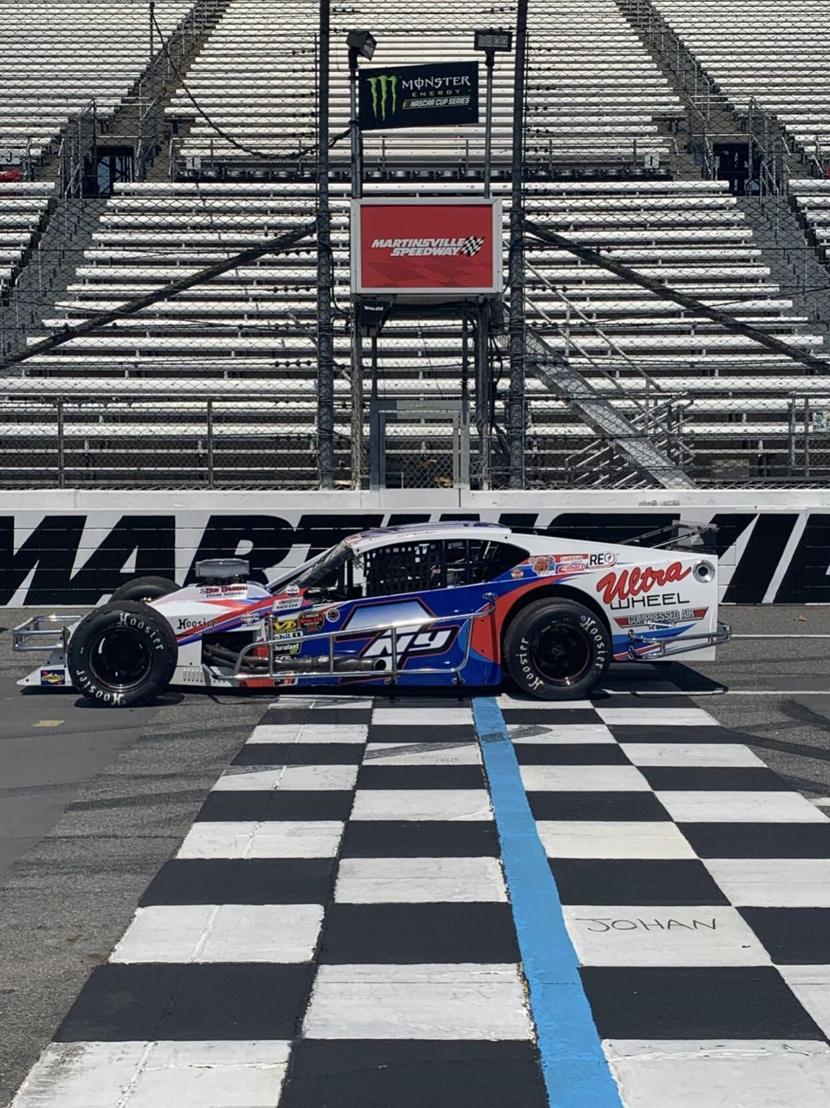 Modifieds at Martinsville