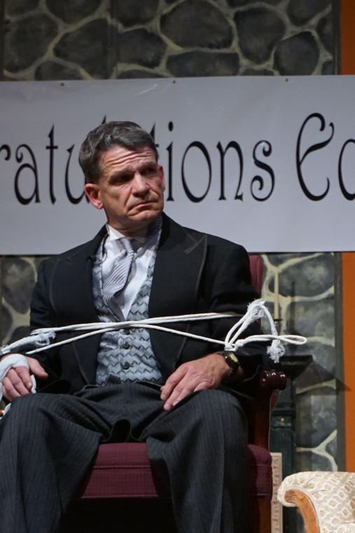 Community Theater Review Attic S The Butler Did It Is
