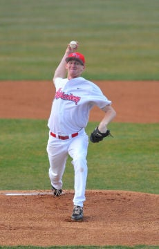Radford pitcher likes his prospects