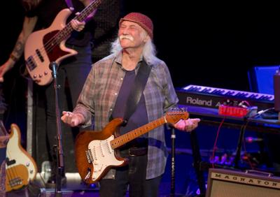 David Crosby at Jefferson Center