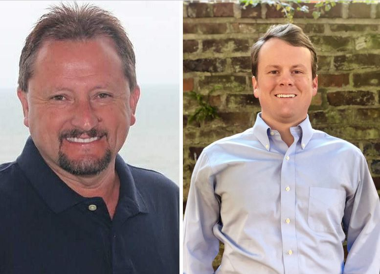 David Eaton and Will Wampler