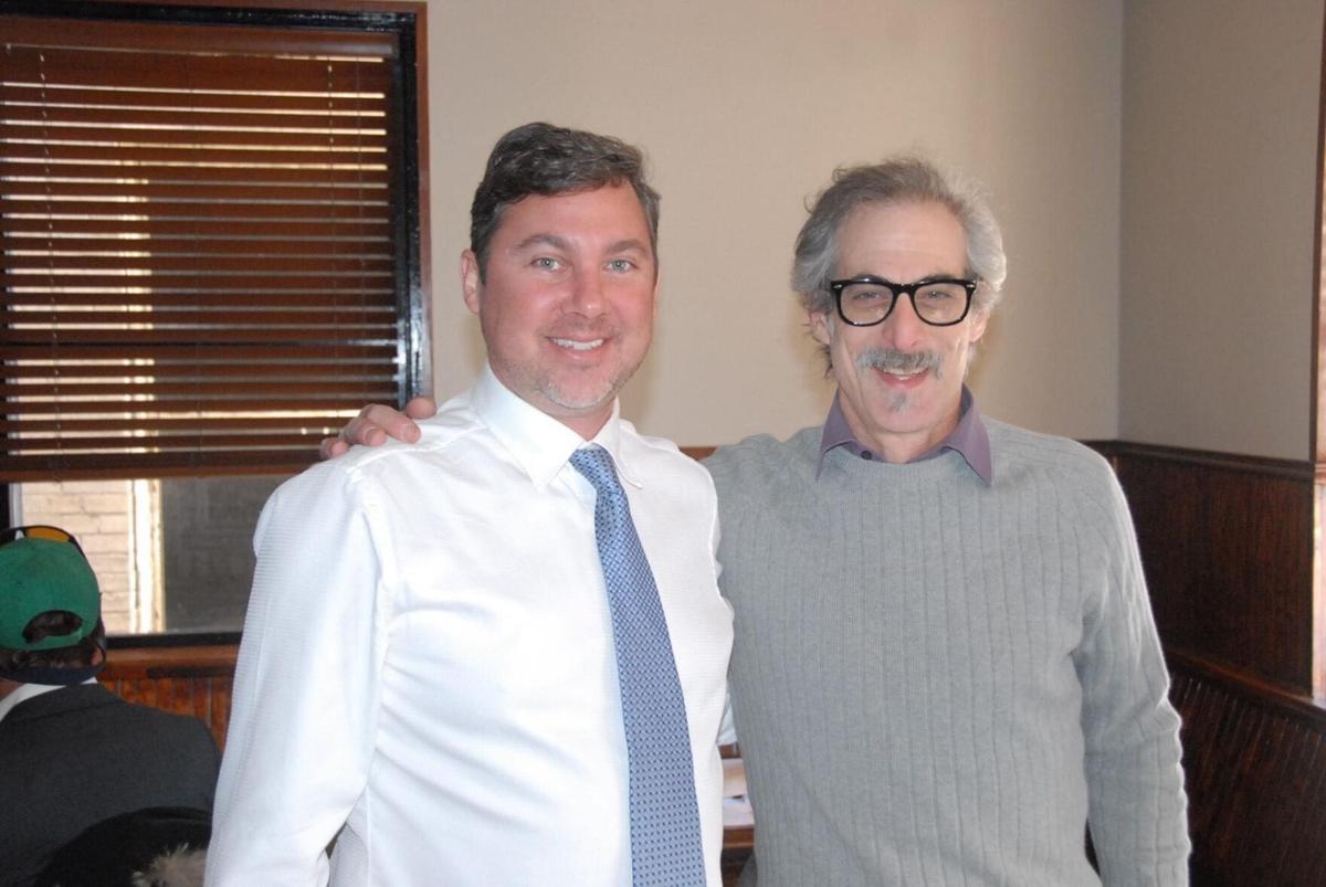Jason Amatucci and Michael Krawitz