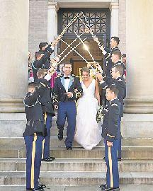 Hutcheson & Moser Wedding Annoucement