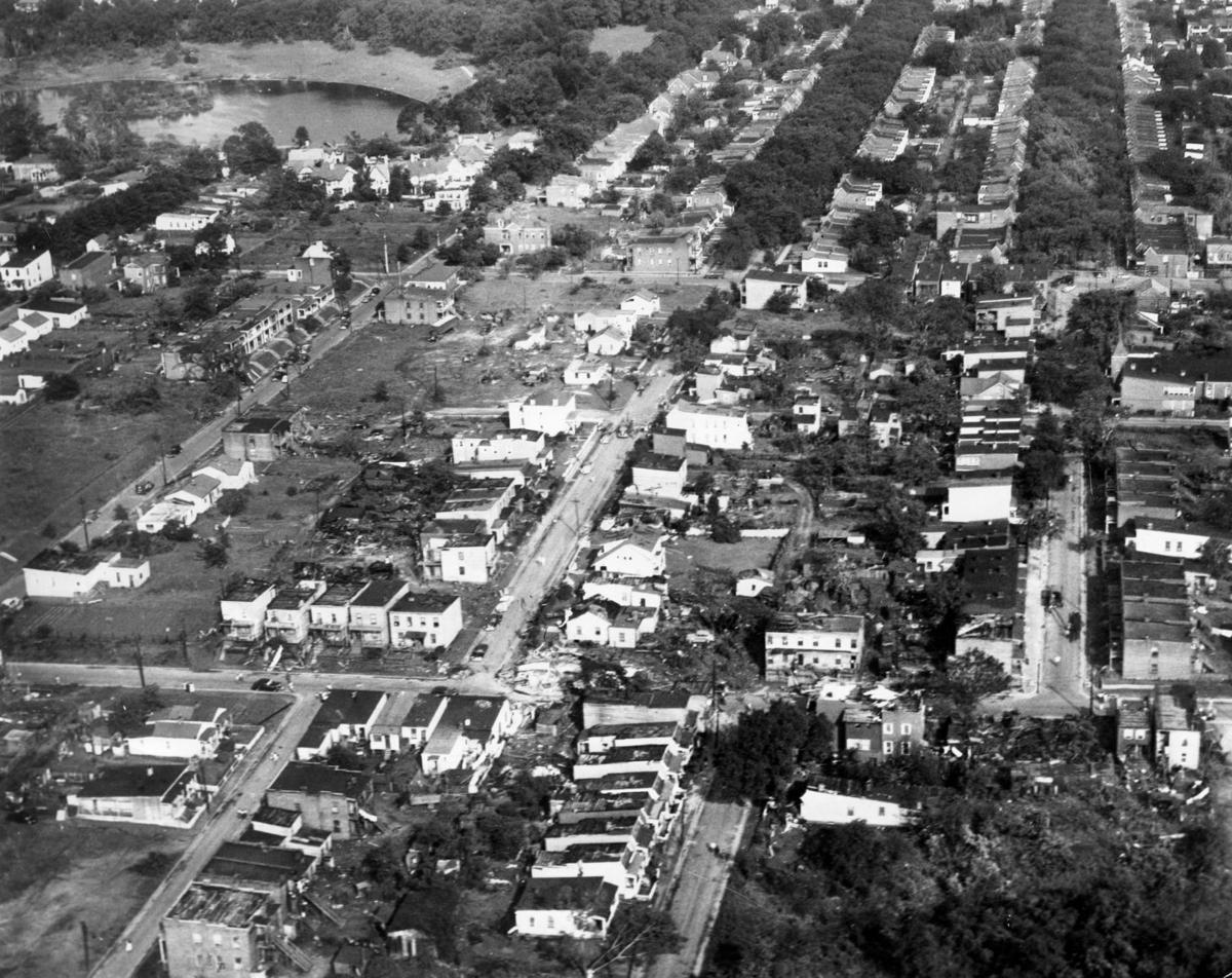 Aerial 1951