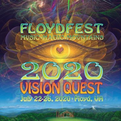 FloydFest 2020 logo