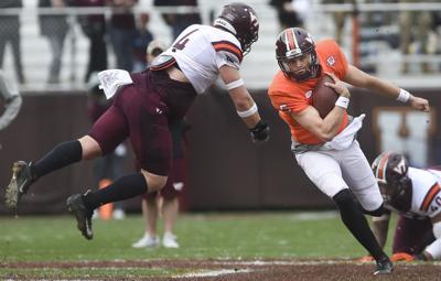 Virginia Tech quarterback Ryan Willis named to Maxwell Award watch list