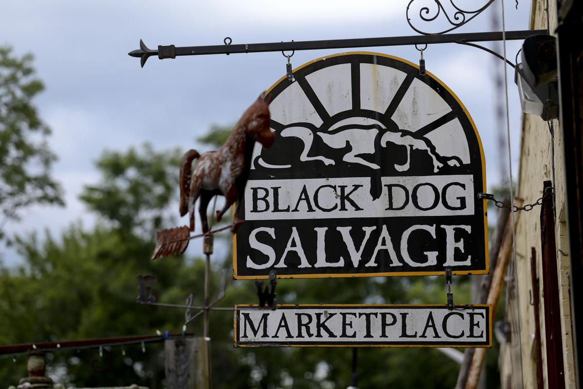 Gallery salvage dawgs shows reality of black dog s business photo roanoke com