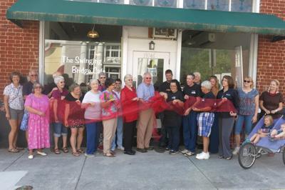 Swinging Bridge Restaurant Is Open For Business In Buchanan