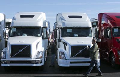 Pulaski County's Volvo Trucks (copy) (copy) (copy)