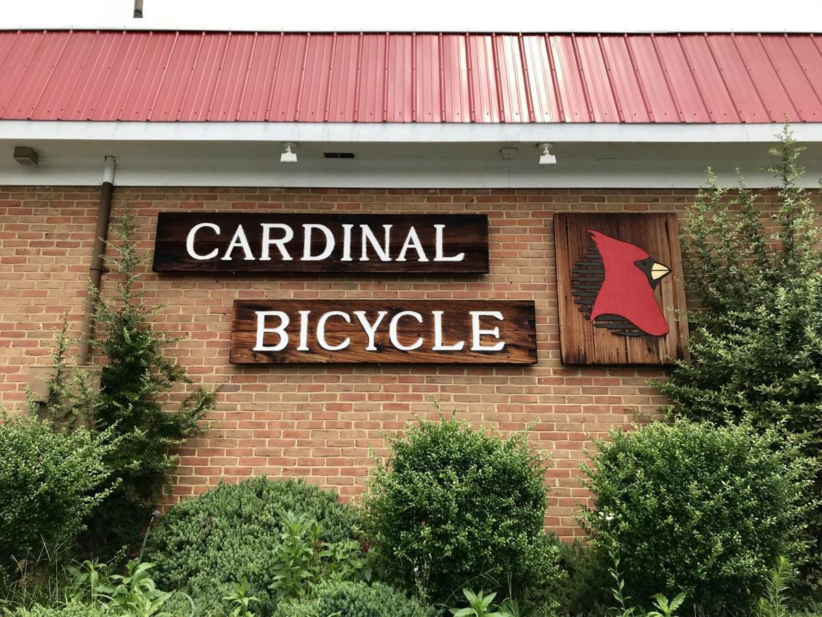 Cardinal Bicycle