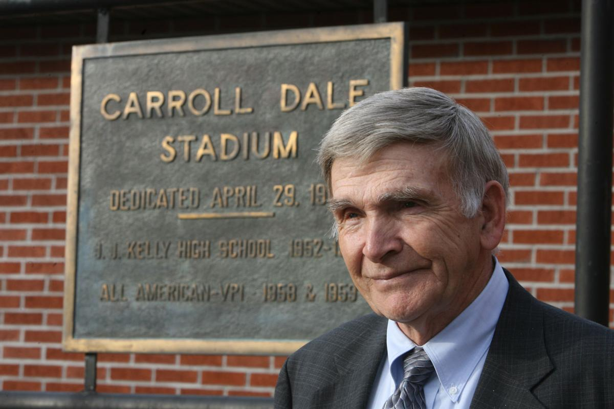 carroll dale at carroll dale stadium
