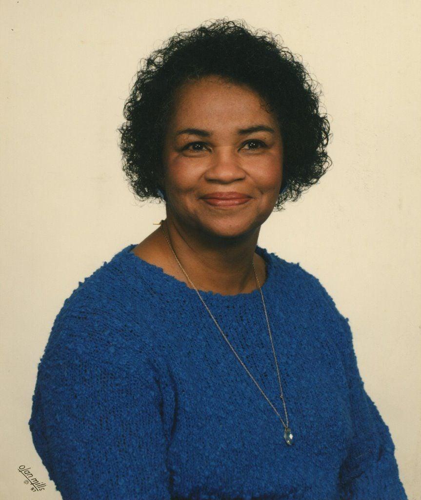 DREW, Geraldine Talbert