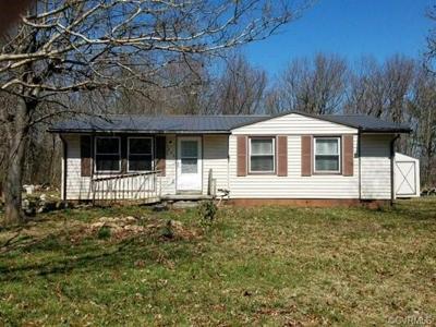 3 Bedroom Home in Rocky Mount - $95,000