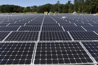 Northam lays out renewable energy goals for Virginia, calls for carbon-free electricity by 2050