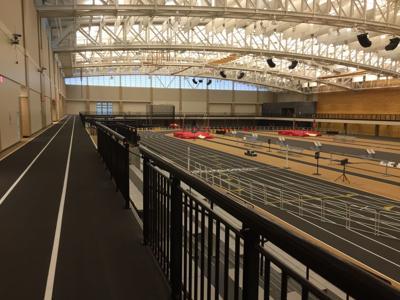 In The Region Vmi To Debut New Indoor Track Saay