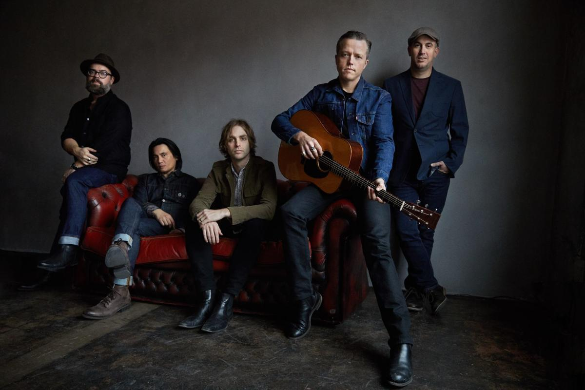 Jason Isbell and the 400 unit (copy)