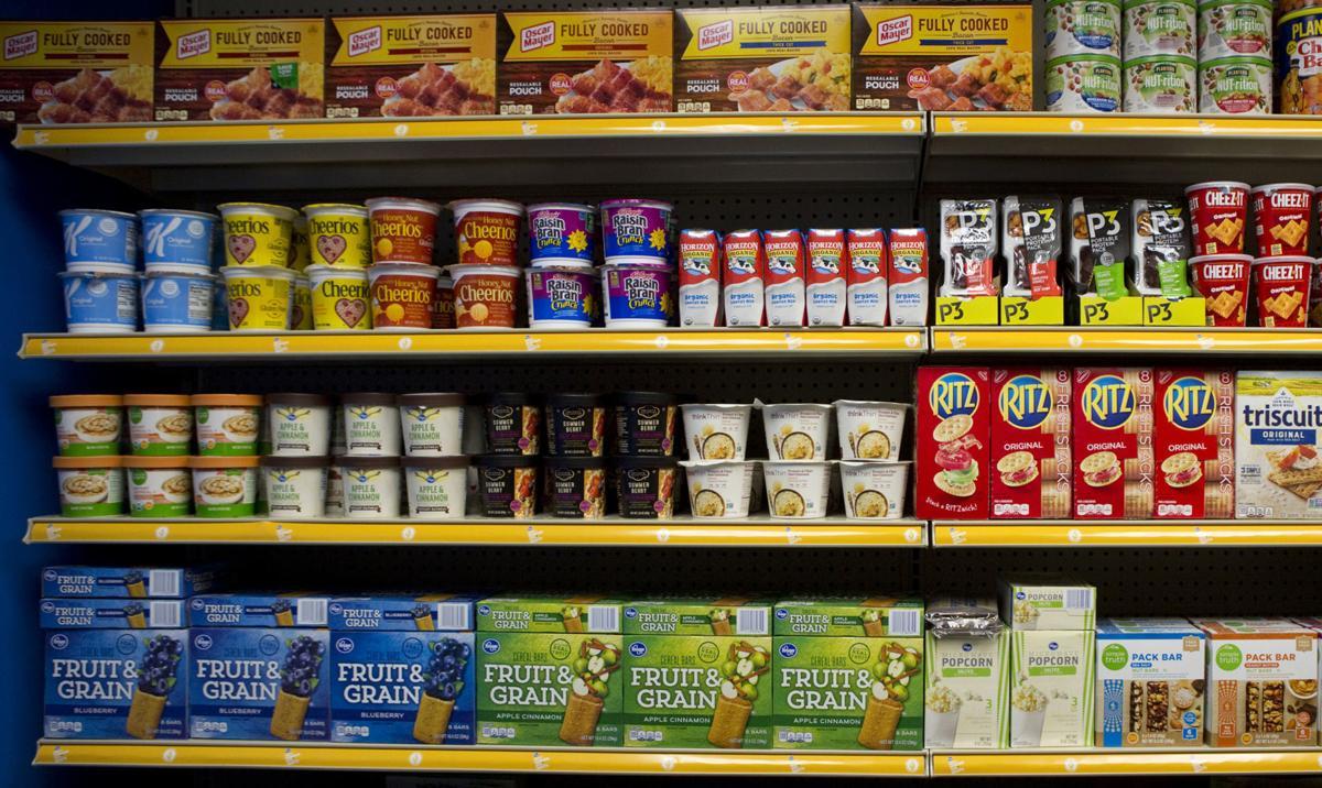 VWCC food pantry