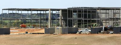 Pulaski County's new consolidated middle school